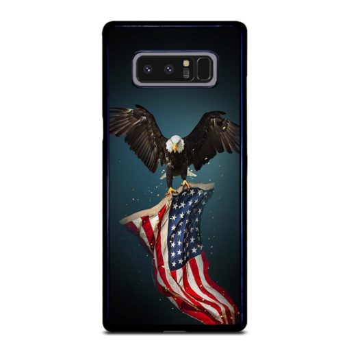 USA Patriotic Eagle Samsung Galaxy Note 8 Case