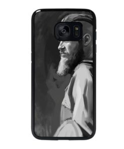 VIKINGS LOTHBROK Samsung Galaxy S7 Edge Case
