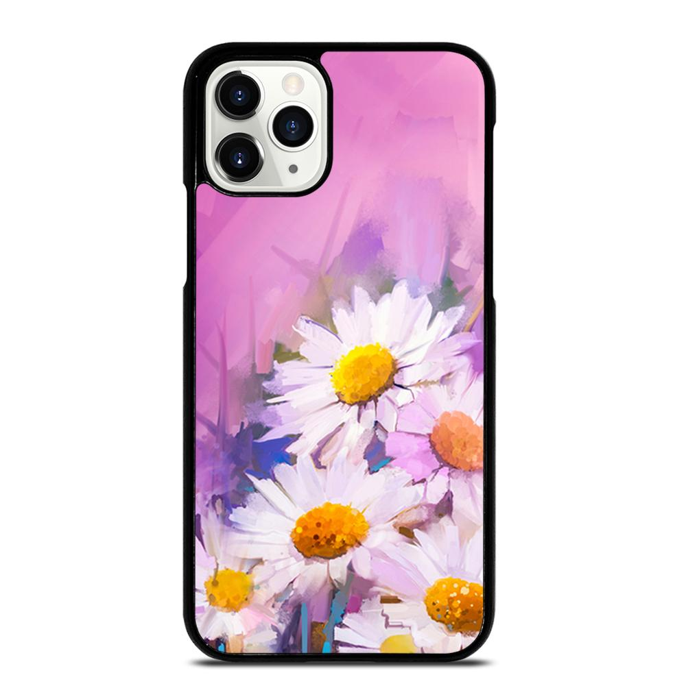 VINTAGE FLOWERS PAINTING iPhone 11 Pro Case