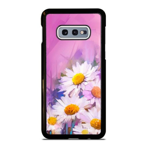 VINTAGE FLOWERS PAINTING Samsung Galaxy S10e Case