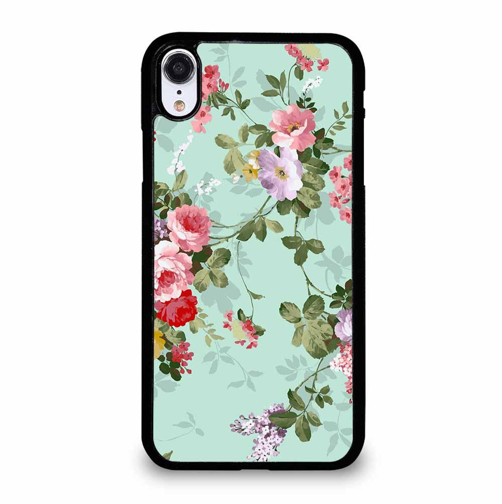 VINTAGE PATTERN iPhone XR Case Cover