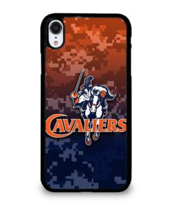 VIRGINIA CAVALIERS iPhone XR Case