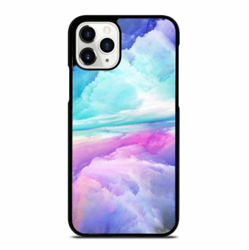 VIRTUAL ABSTRACT LANDSCAPE iPhone 11 Pro Case