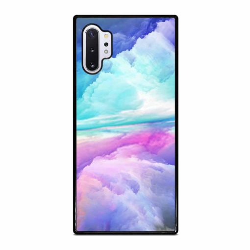 VIRTUAL ABSTRACT LANDSCAPE Samsung Galaxy Note 10 Plus Case