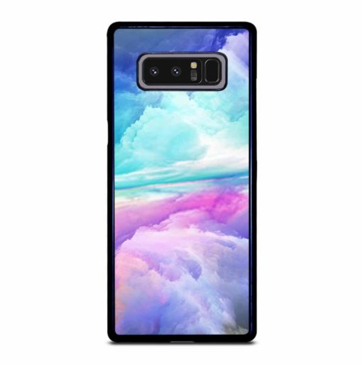 VIRTUAL ABSTRACT LANDSCAPE Samsung Galaxy Note 8 Case