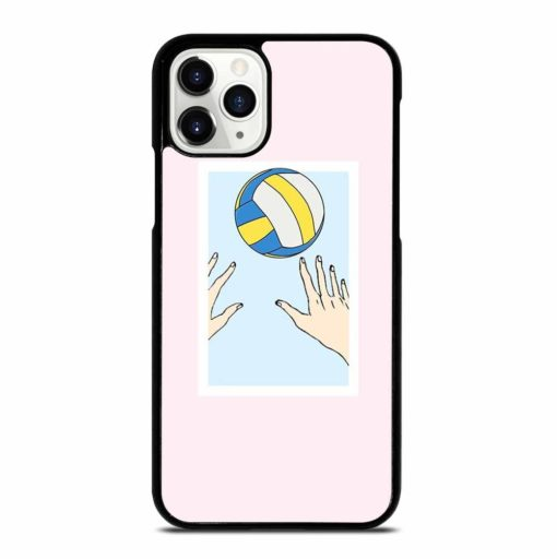 VOLLEYBALL EASY iPhone 11 Pro Case