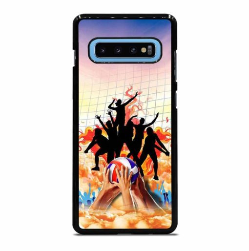 VOLLEYBALL SMASH Samsung Galaxy S10 Plus Case