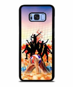 VOLLEYBALL SMASH Samsung Galaxy S8 Plus Case