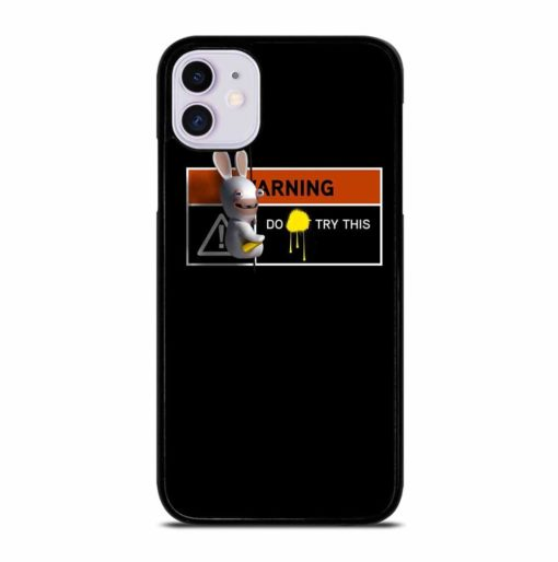 WARNING SIGNS iPhone 11 Case
