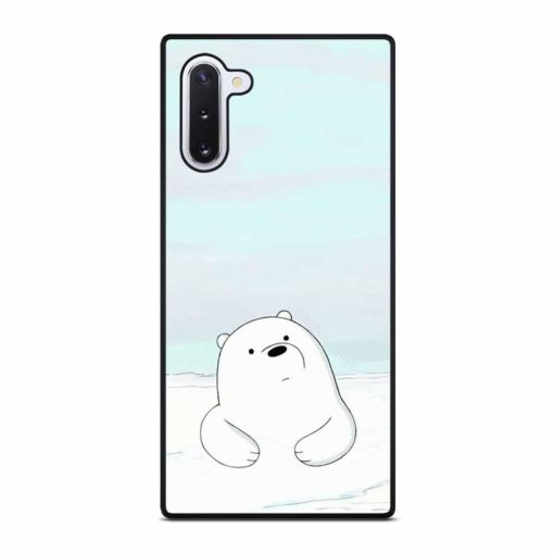 WE BARE BEARS SWIMMING Samsung Galaxy Note 10 Case