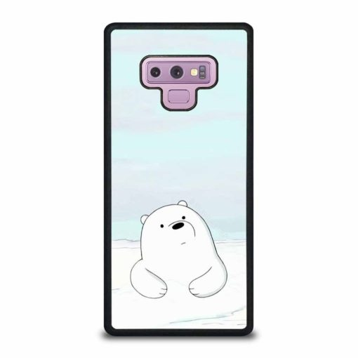 WE BARE BEARS SWIMMING Samsung Galaxy Note 9 Case