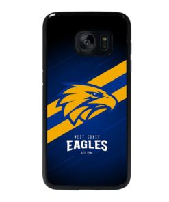 West Coast Eagles Samsung Galaxy S7 Edge Case