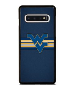 West Virginia Mountaineers Samsung Galaxy S10 Case