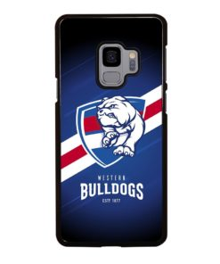 Western Bulldogs Samsung Galaxy S9 Case