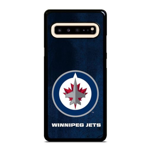 Winnipeg Jets Logo Samsung Galaxy S10 5G Case