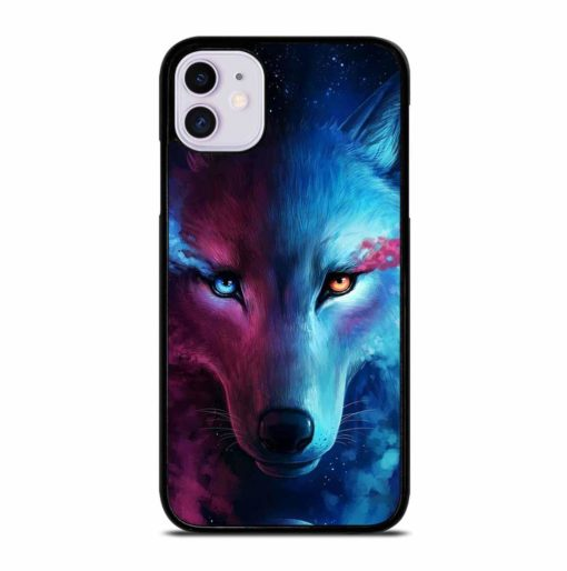 WOLF FACE iPhone 11 Case