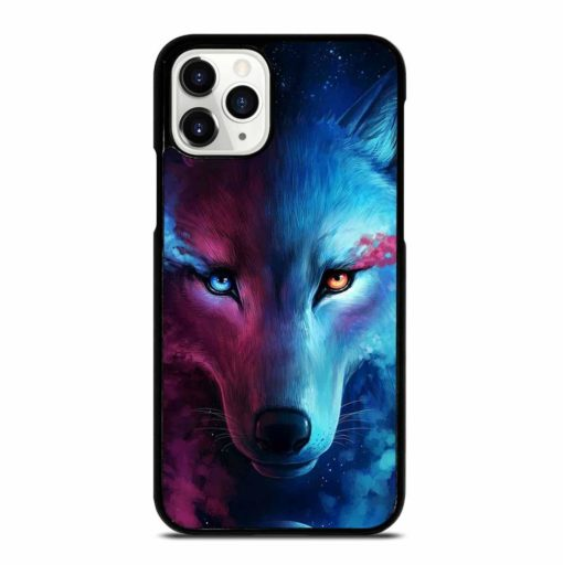 WOLF FACE iPhone 11 Pro Case