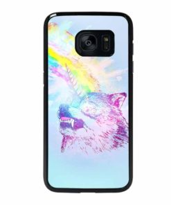 WOLF UNICORN Samsung Galaxy S7 Edge Case