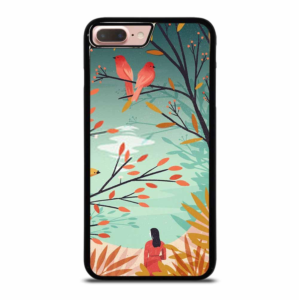 WOMAN BENEATH TREES iPhone 7 / 8 Plus Case