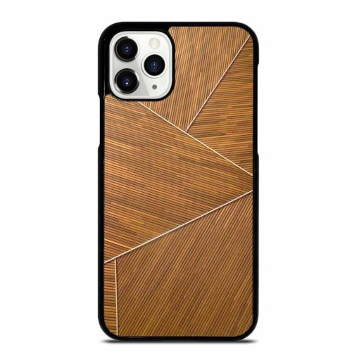 WOOD SURFACE TEXTURE iPhone 11 Pro Case