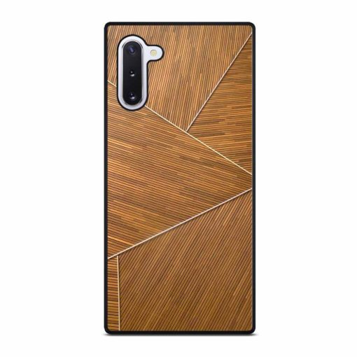 WOOD SURFACE TEXTURE Samsung Galaxy Note 10 Case