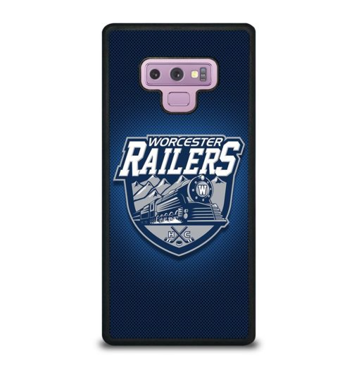 Worcester Railers Samsung Galaxy Note 9 Case