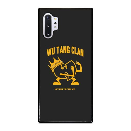 Wutang Clan Logo Samsung Galaxy Note 10 Plus Case