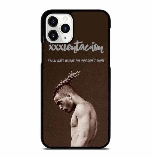 XXXTENTACION QUOTES iPhone 11 Pro Case