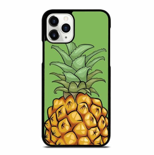 YELLOW PINEAPPLE TROPICAL FRUIT iPhone 11 Pro Case