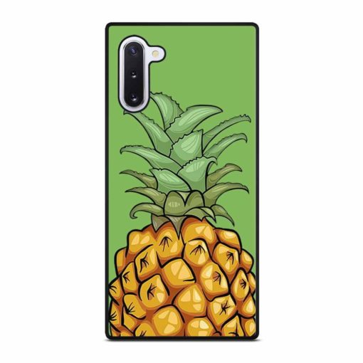 YELLOW PINEAPPLE TROPICAL FRUIT Samsung Galaxy Note 10 Case