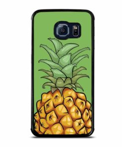 YELLOW PINEAPPLE TROPICAL FRUIT Samsung Galaxy S6 Edge Case Cover