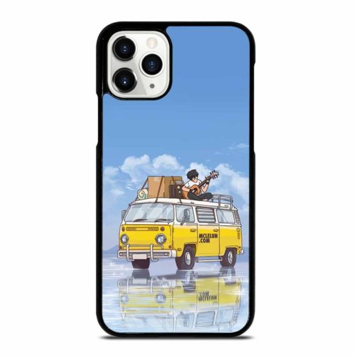 YELLOW VW BUS iPhone 11 Pro Case