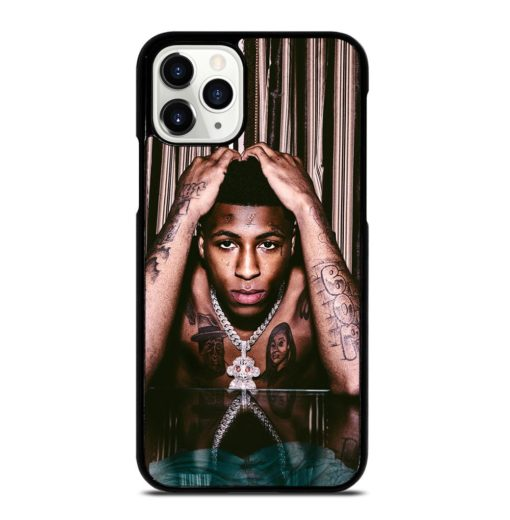 YoungBoy Never Broke Again Rapper iPhone 11 Pro Case
