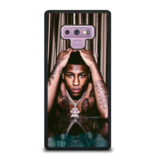 YoungBoy Never Broke Again Rapper Samsung Galaxy Note 9 Case