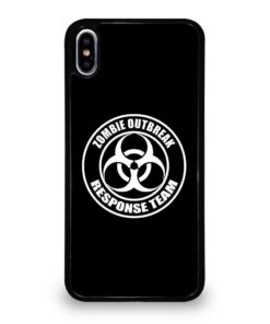Zombie Outbreak Response Team iPhone XS Max Case