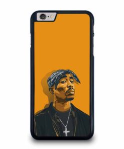 2PAC TUPAC SHAKUR HIP HOP RAP iPhone 6 / 6s Plus Case Cover