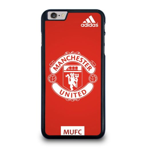 Adidas Manchester United iPhone 6 / 6s Plus Case Cover