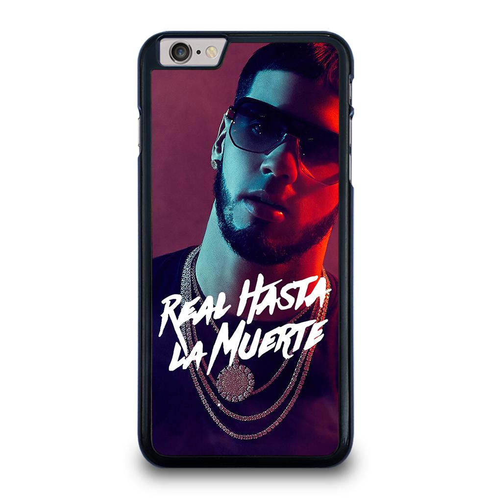 Anuel Aa Real Hasta La Muerte iPhone 6 / 6s Plus Case Cover