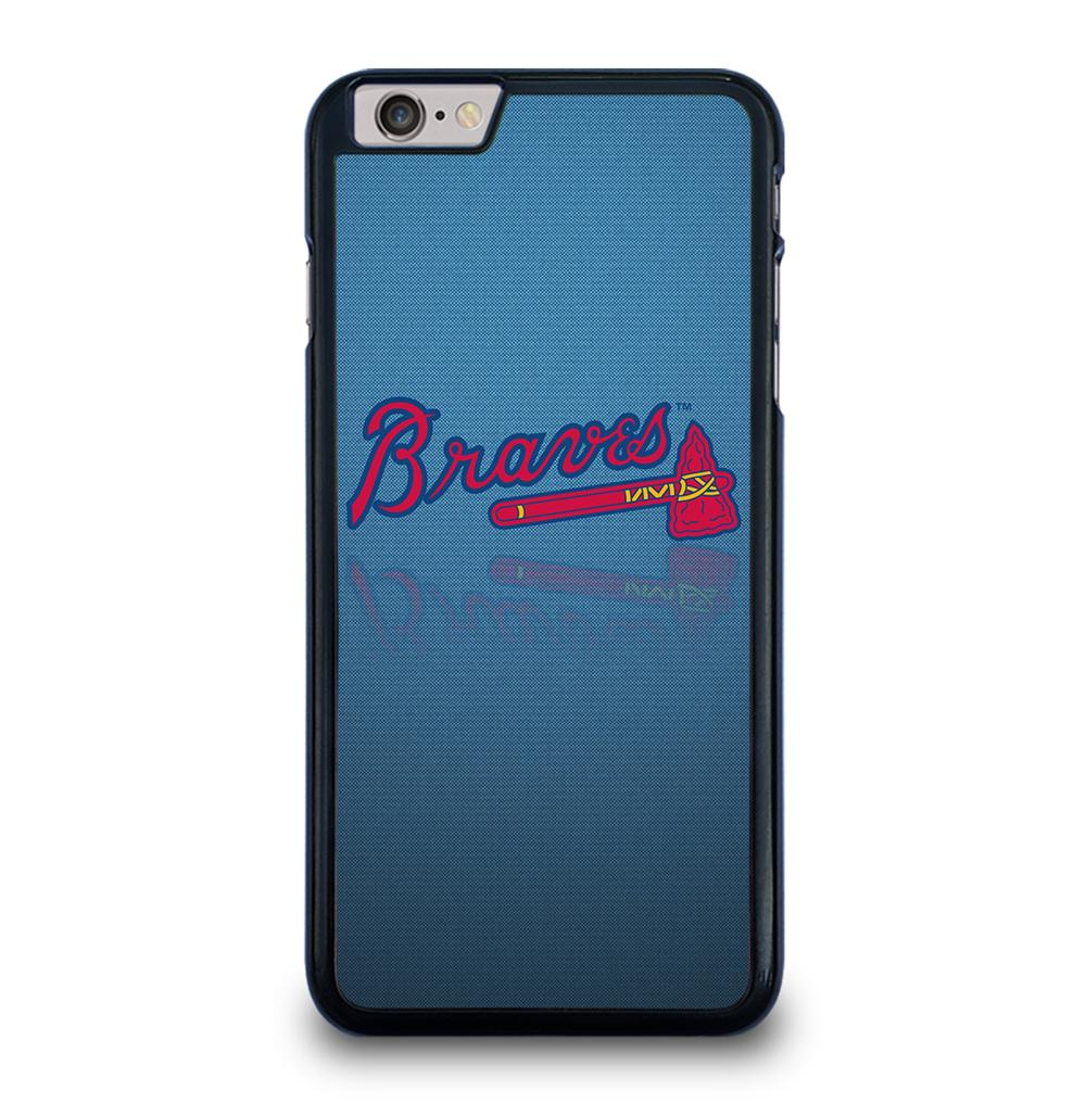 ATLANTA BRAVES PRIMARY LOGO iPhone 6 / 6S Plus Case