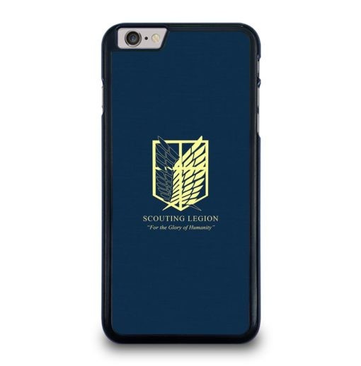 ATTACK ON TITAN SCOUTING LEGION iPhone 6 / 6S Plus Case