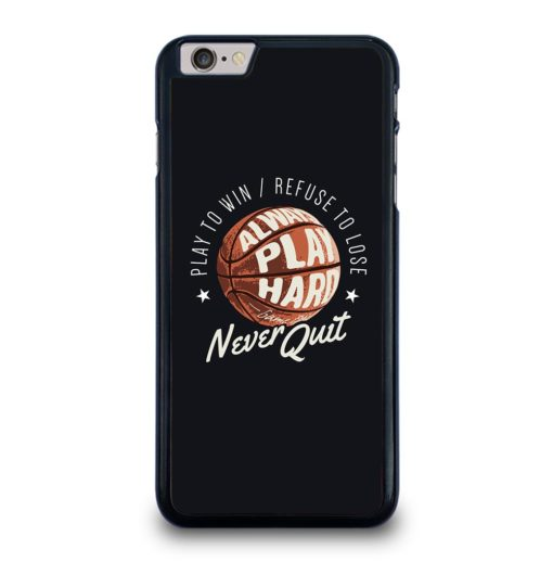 BASKETBALL QUOTES iPhone 6 / 6s Plus Case Cover