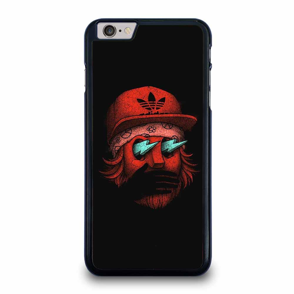 BLACK AND RED ADIDAS iPhone 6 / 6S Plus Case