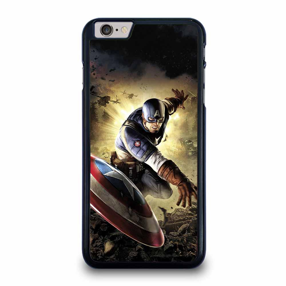 CAPTAIN AMERICA iPhone 6 / 6s Plus Case Cover