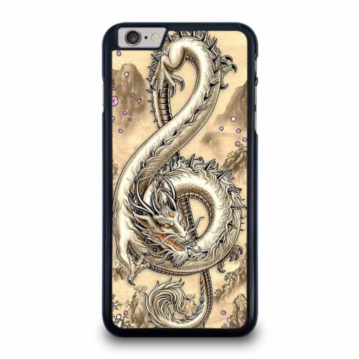 CHINESE GOLD DRAGON iPhone 6 / 6s Plus Case Cover