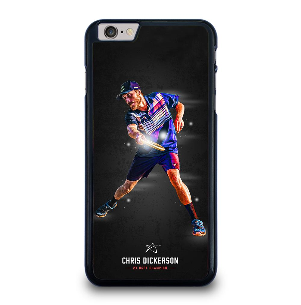 Chris Deckerson Prodigy Disc iPhone 6 / 6s Plus Case Cover