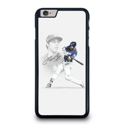 Christian Yelich Signature iPhone 6 / 6s Plus Case Cover