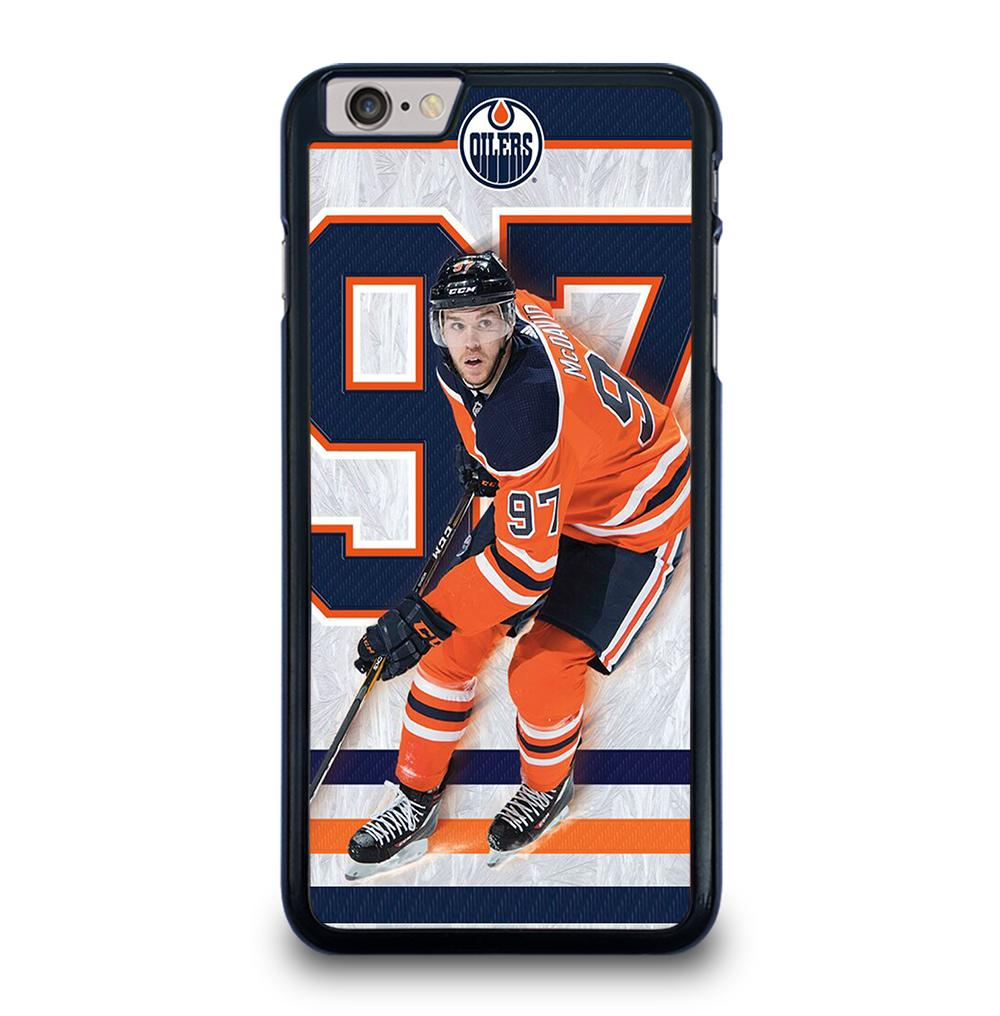 Connor McDavid Oilers iPhone 6 / 6S Plus Case