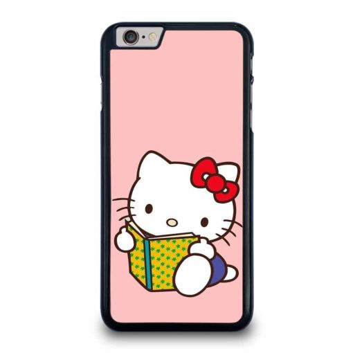 CUTE PINK HELLO KITTY iPhone 6 / 6s Plus Case Cover
