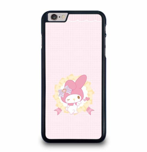 CUTE PINK MELODY iPhone 6 / 6s Plus Case Cover