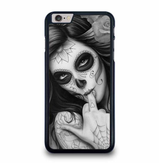 DAY OF THE DEAD SKULL iPhone 6 / 6s Plus Case Cover